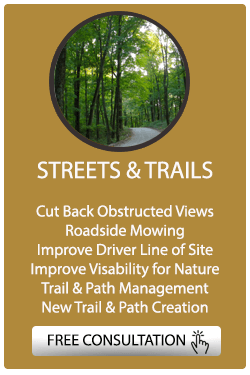 RYEX Services for Streets, Trails and Paths